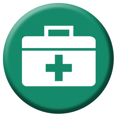 MH Text Icons FirstAid