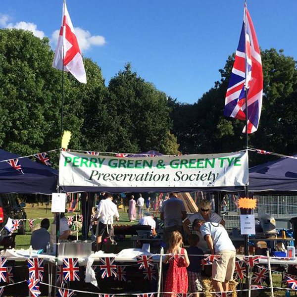 Perry Green & Green Tye Preservation Society